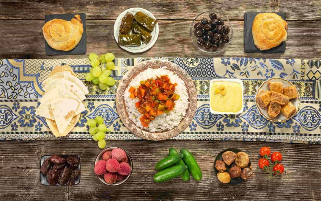 Bereketi ile Geldi! Peki Ramazan Diyeti Nasıl Yapılır?