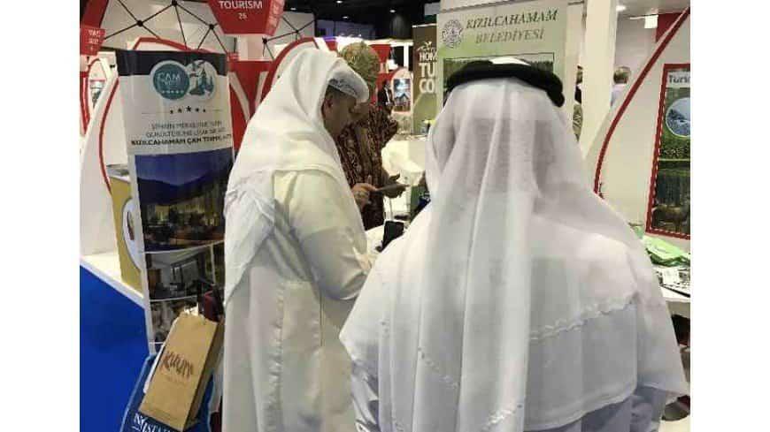 Arabian Travel Market Fuarı
