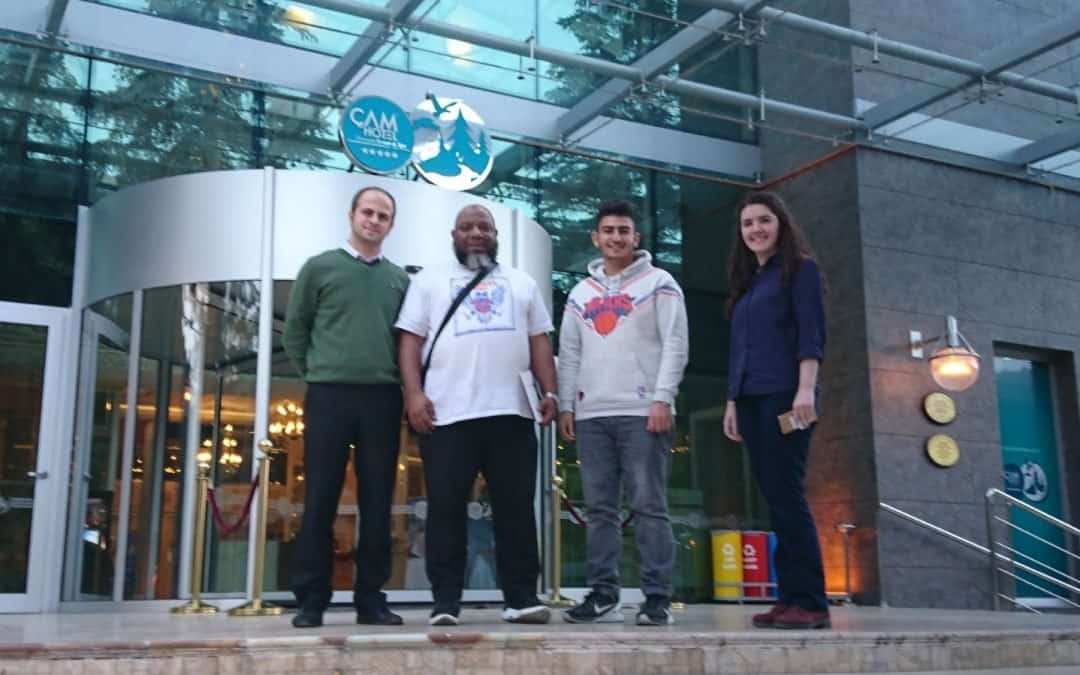 Shafak Tour'un Çam Otel ziyareti
