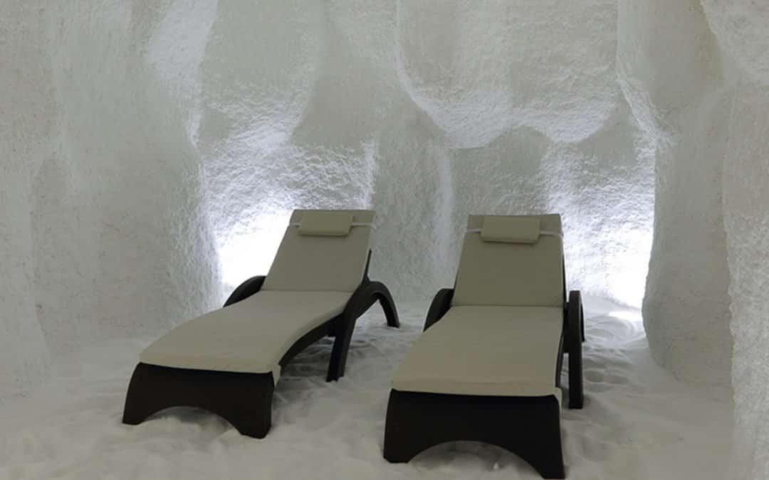 Çam Otel'de Farklı Bir Termal Tedavi Yöntemi: Tuz Mağarası