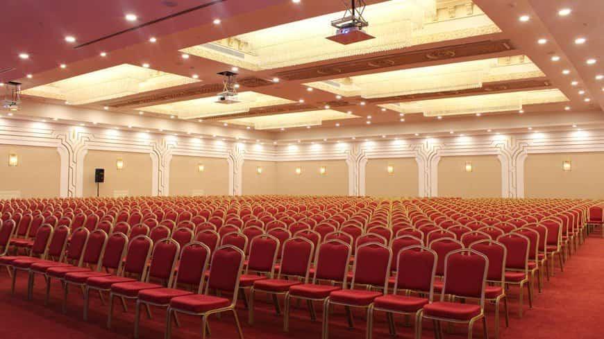 Çam Otel'in Çok Amaçlı Salon Ayrıcalıklarına Bir Göz Atın