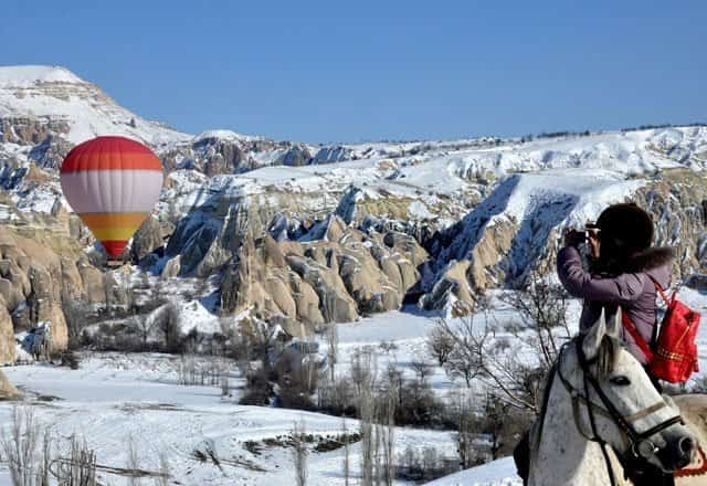 Kışın Türkiye'de Ne Yapılır, Nereye Gidilir? Geniş Çaplı Kış Tatili Rehberi