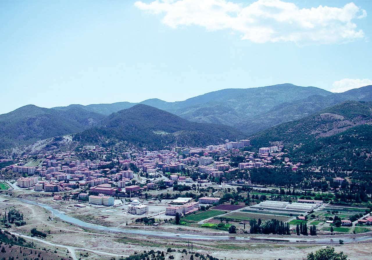 Kızılcahamam manzara
