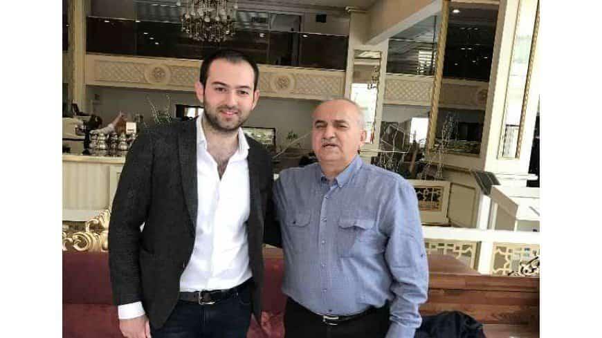 Ostim Yönetim Kurulu Başkanı Sayın Orhan Aydın'ın Çam Otel ziyareti