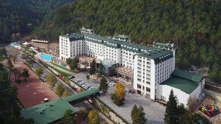 Çam Termal Otel