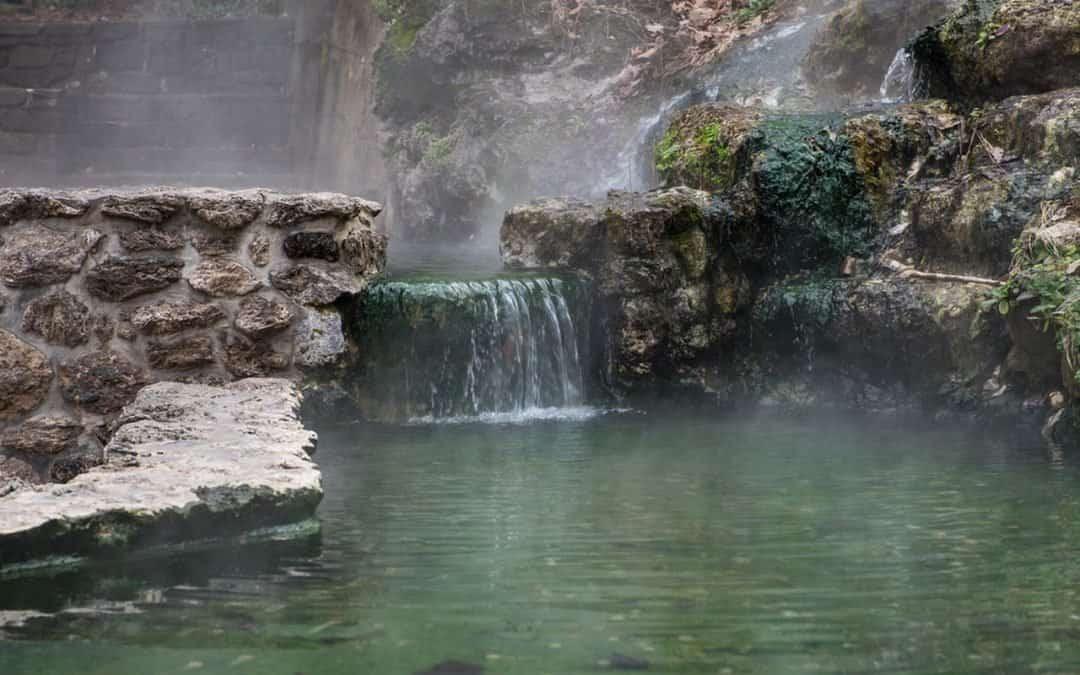 termal su kaynağı