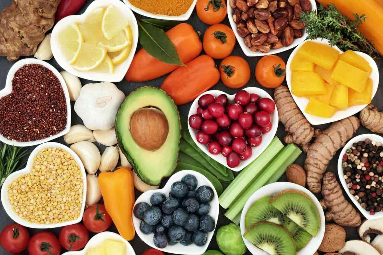 vitamin bakımından zengin ürünler
