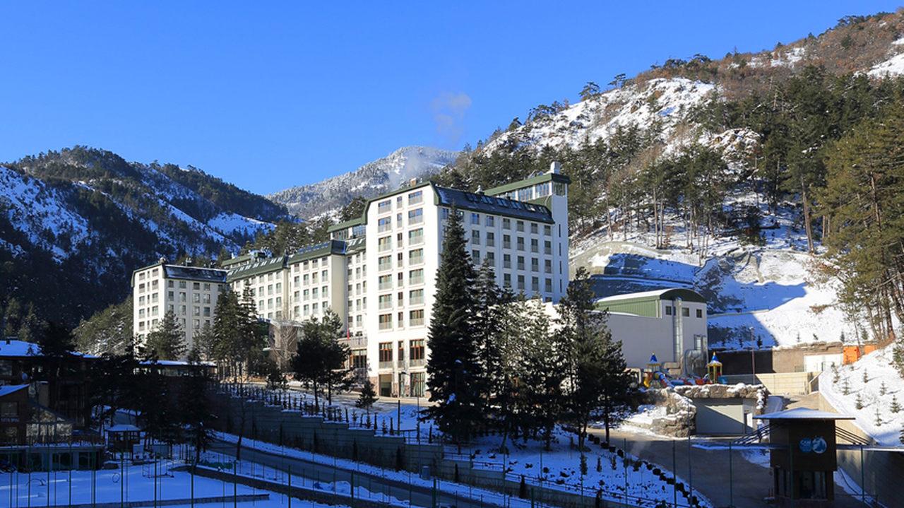 çam hotel, çocuklu tatilin doğru adresi