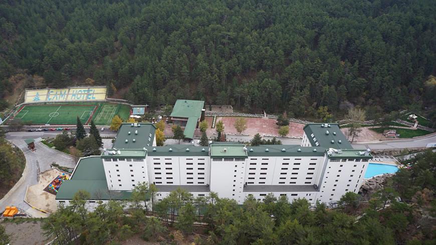 Çam Hotel - Orman Manzarası