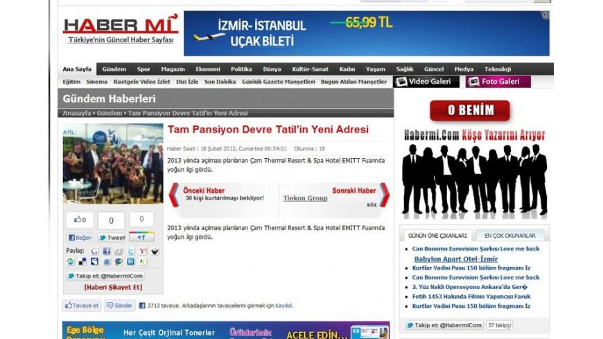 Çam Hotel - Habermi.com