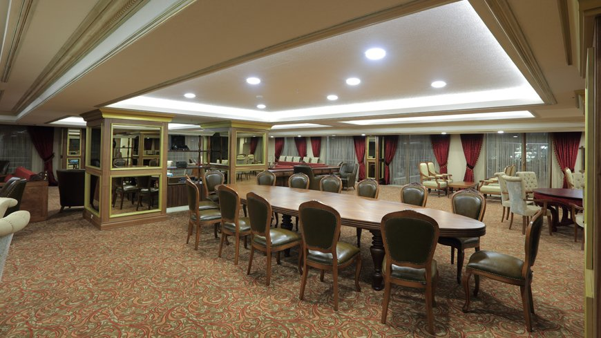 Çam Hotel - İğde Toplantı Salonu