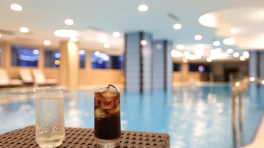 Çam Hotel - Kapalı Yüzme Havuzu