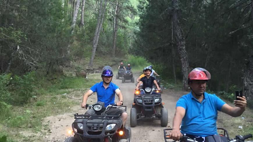 Çam Hotel - ATV Safari Turu