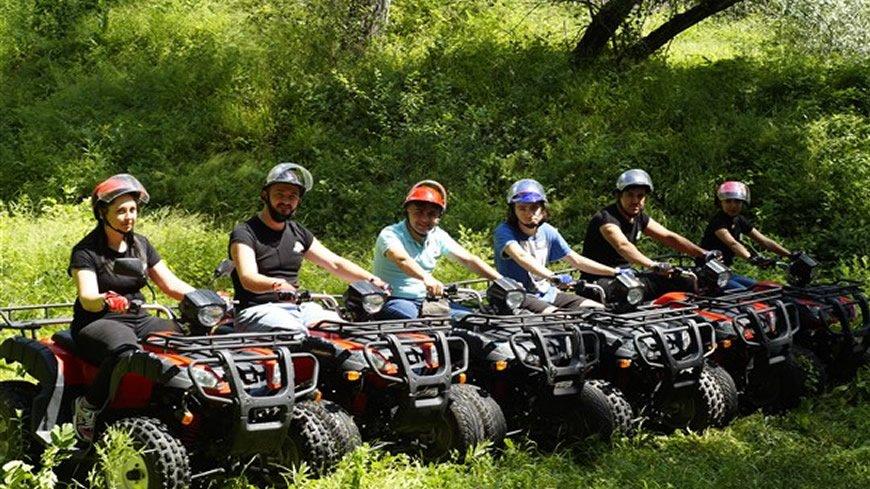 Çam Hotel - MaceraPark ATV Safari Turu