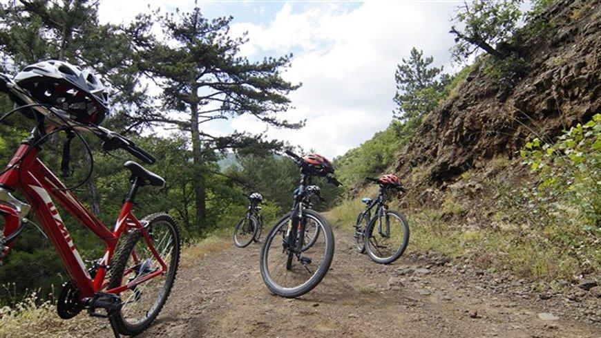 Çam Hotel - MaceraPark Dağ Bisiklet Turu