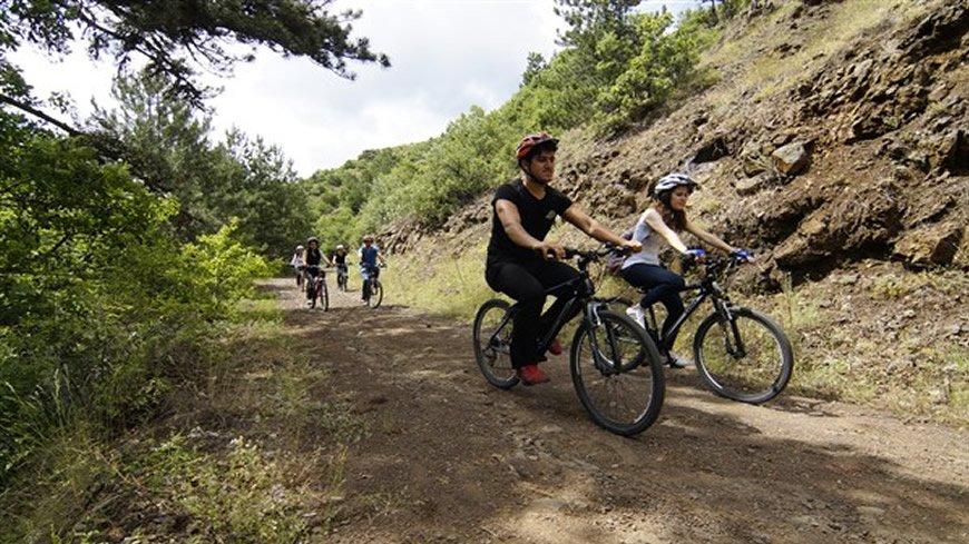 Çam Hotel - MaceraPark Dağ Bisikleti Turu