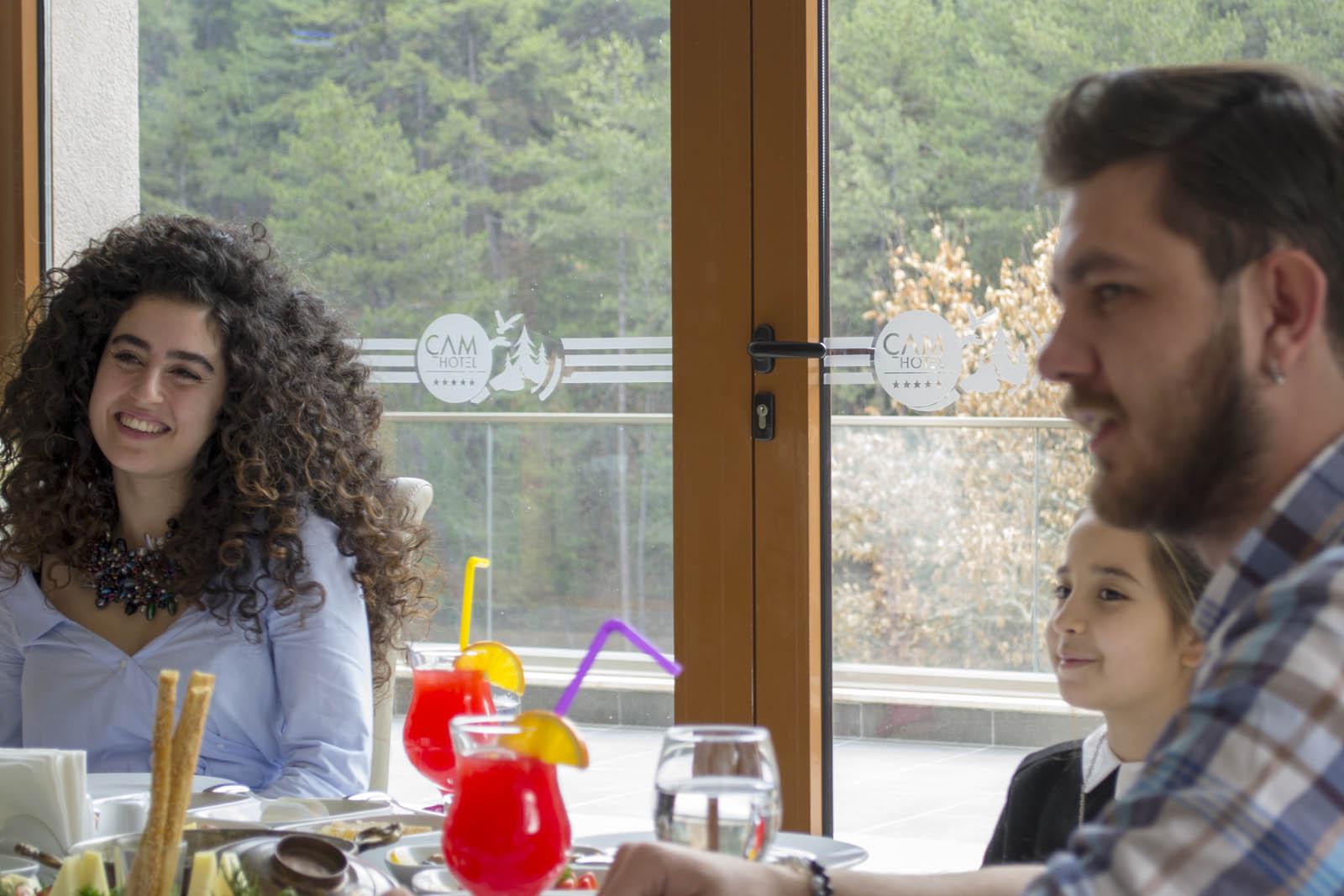 Çam Hotel - Kardelen Restaurant