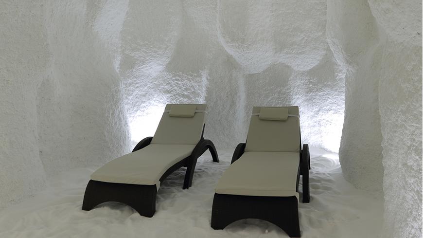 Çam Hotel - Tuz Odası