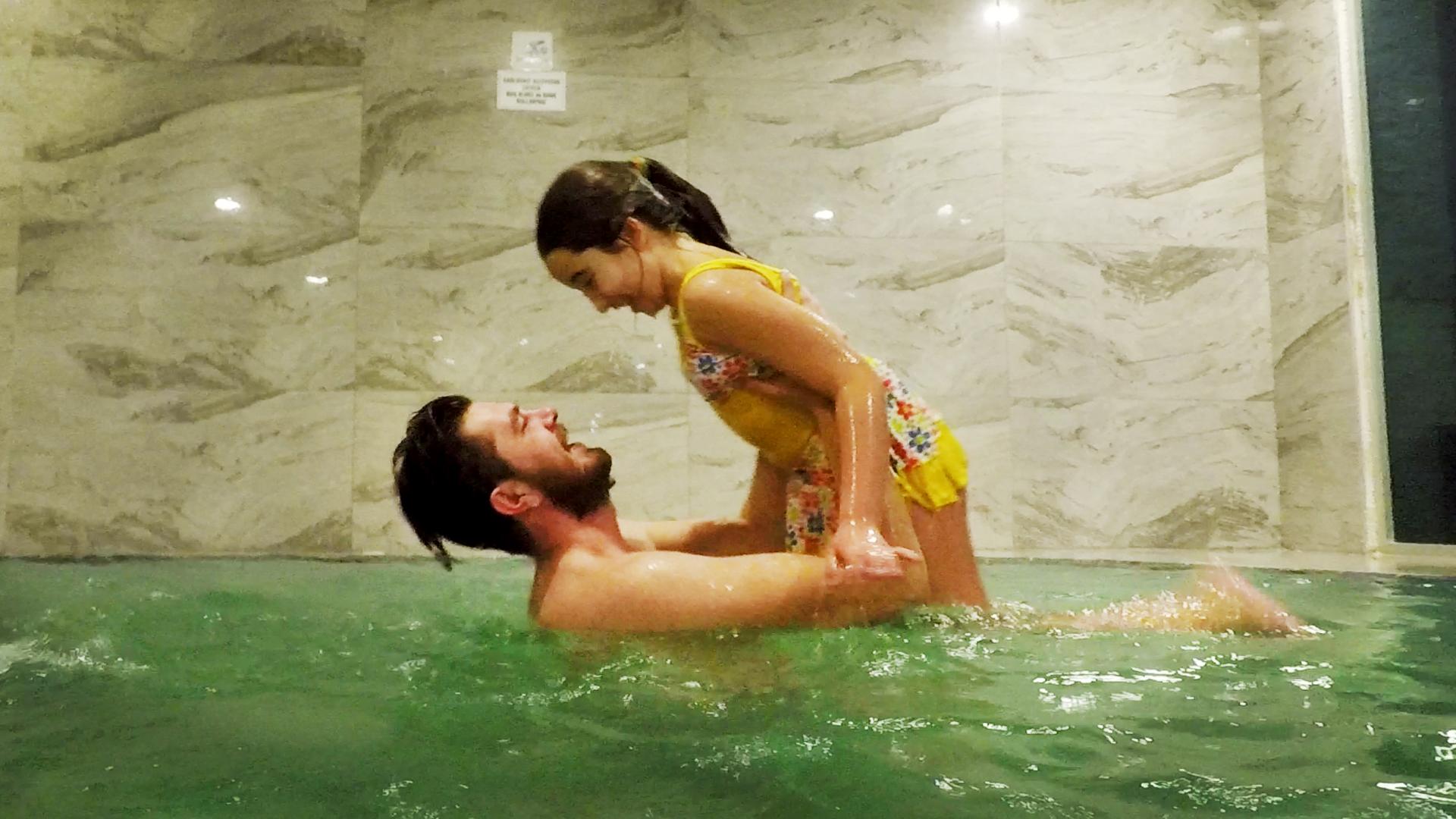 çocuklu tatil, çam hotel termal havuz