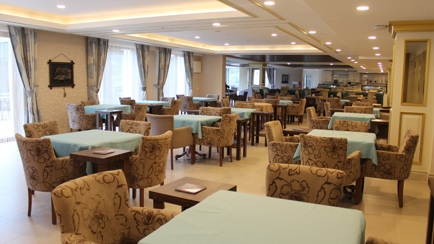 Çam Hotel - Çam Kafe