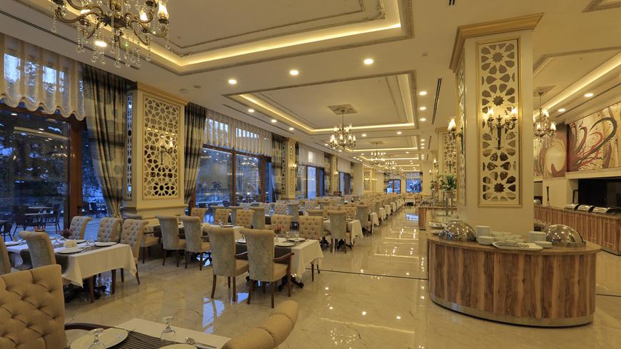 Çam Hotel - Kardelen Resturant
