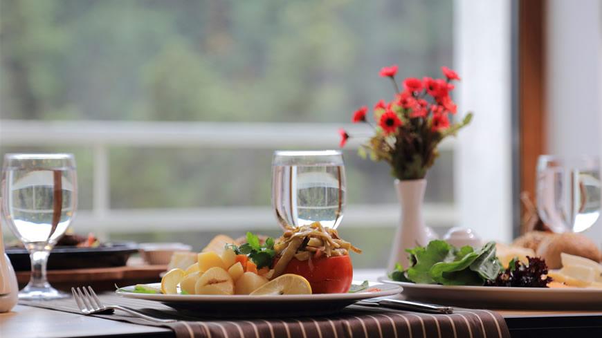 Çam Hotel - Orkide Resturant