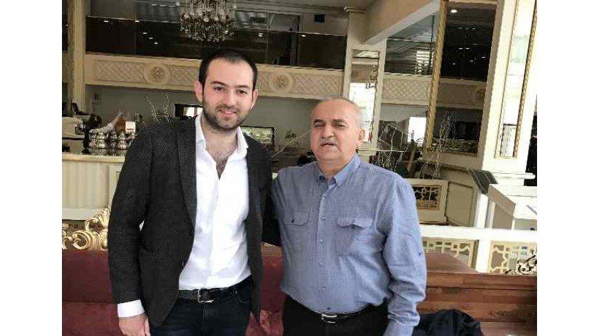 Ostim Yönetim Kurulu Başkanı Sayın Orhan Aydın Çam Hotel Ziyareti