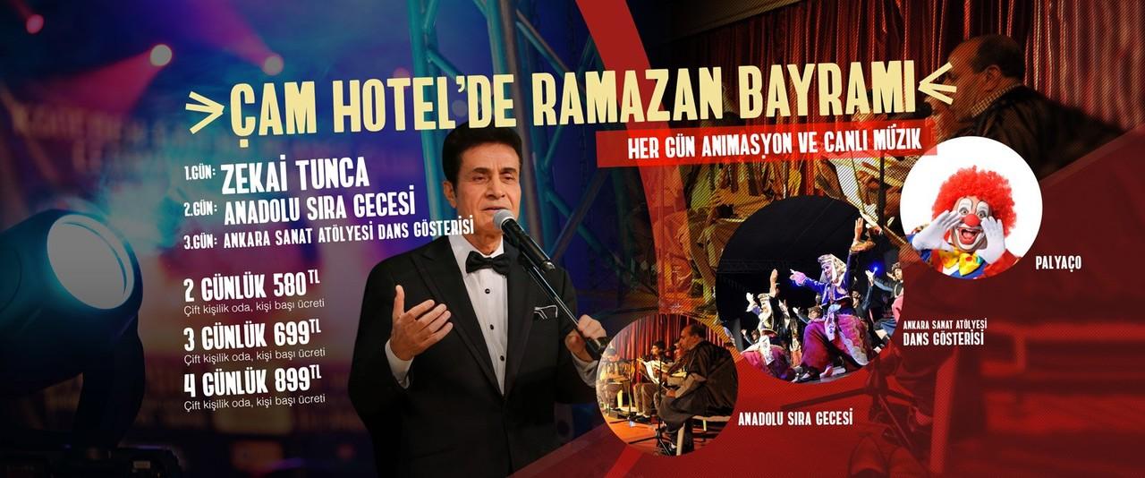 Çam Hotel Ramazan Bayramı