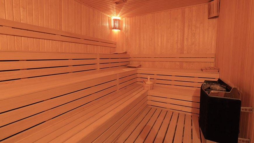 Sauna Çam Hotel