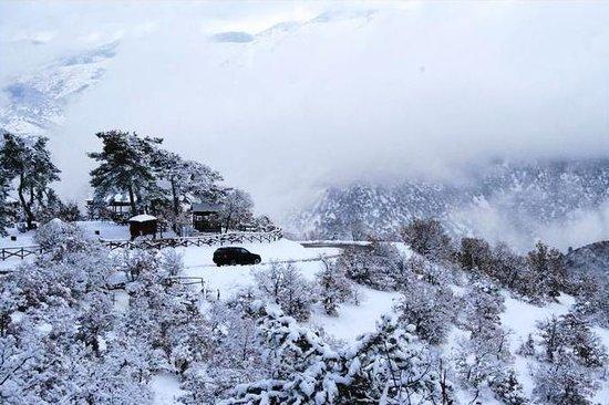 karlı soğuksu milli parkı