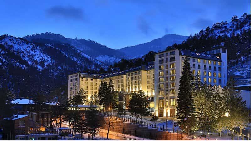 Çam Otel'in En İyi Termal Oteller Arasında Olmasının 8 Sebebi