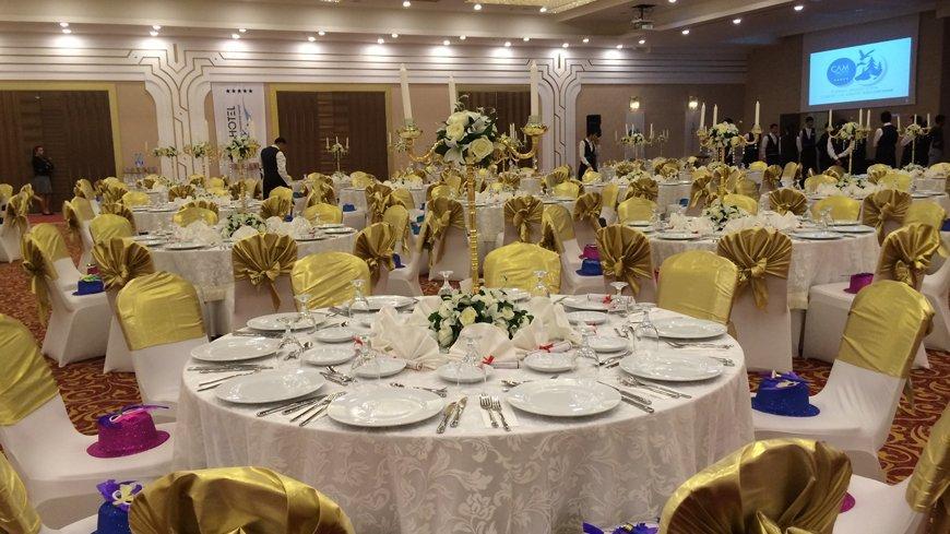 en iyi termal oteller, çam otel, düğün salonu