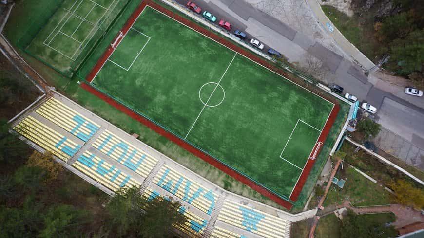 ankara futbol kampı, ankara futbol sahası, ankara profesyonel saha