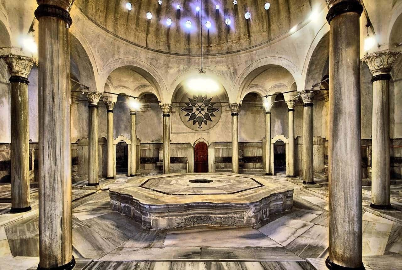 türk hamamı, ankara hamam, ankara spa, ankara masaj