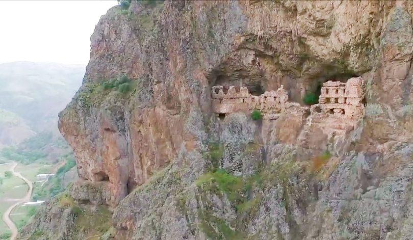 mahkeme alicin manastiri, kızılcahamam gezilecek yerler rehberi