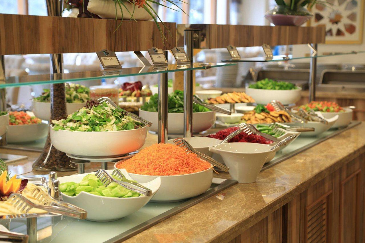 çam hotel sağlıklı yemek