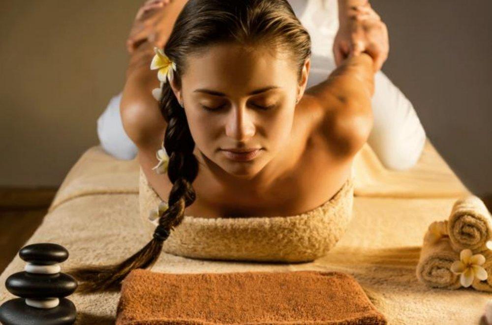 ankara masaj, thai masajı