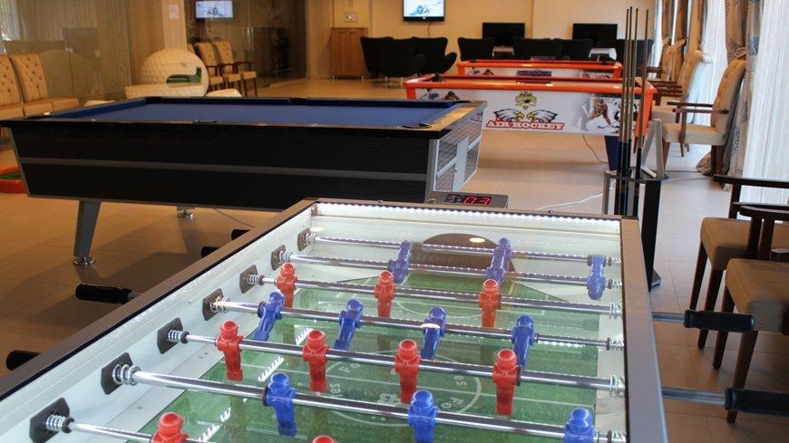 çam hotel elektronik oyun merkezi