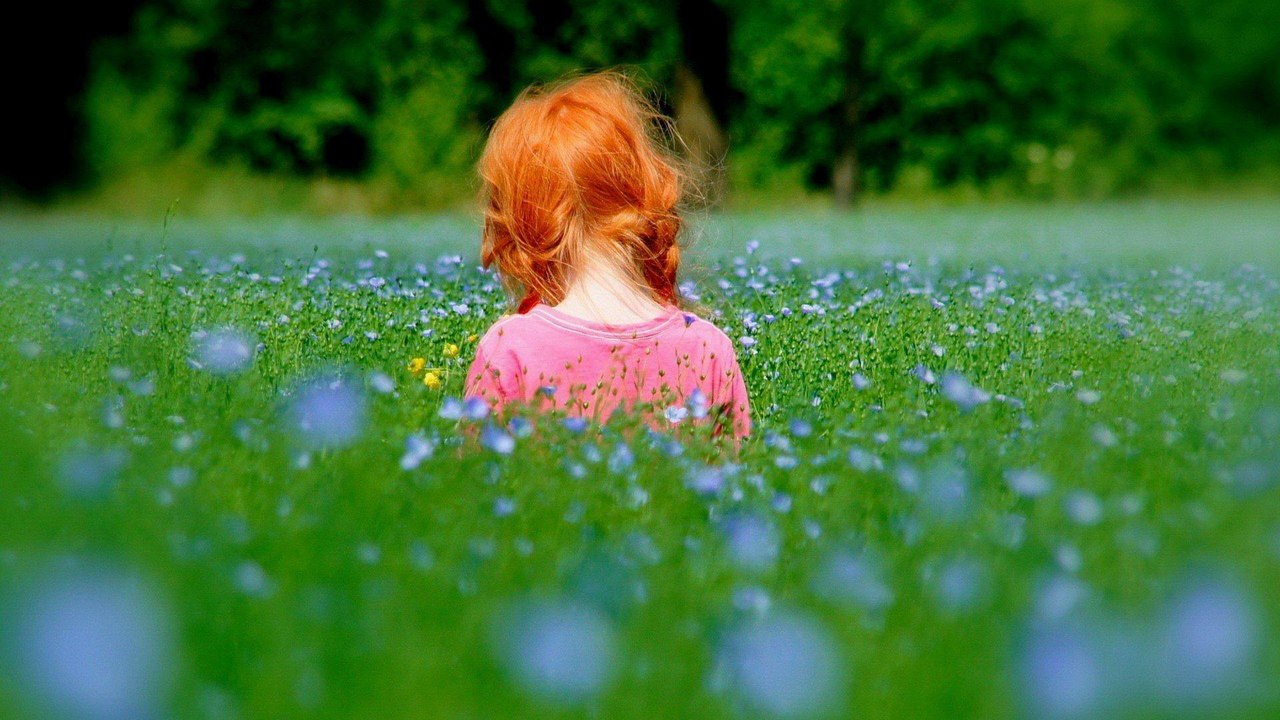 insan ve doğa, doğadaki çocuk