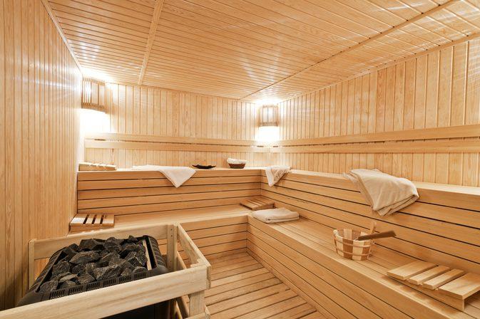 açık renkli sauna, sauna ne işe yarar