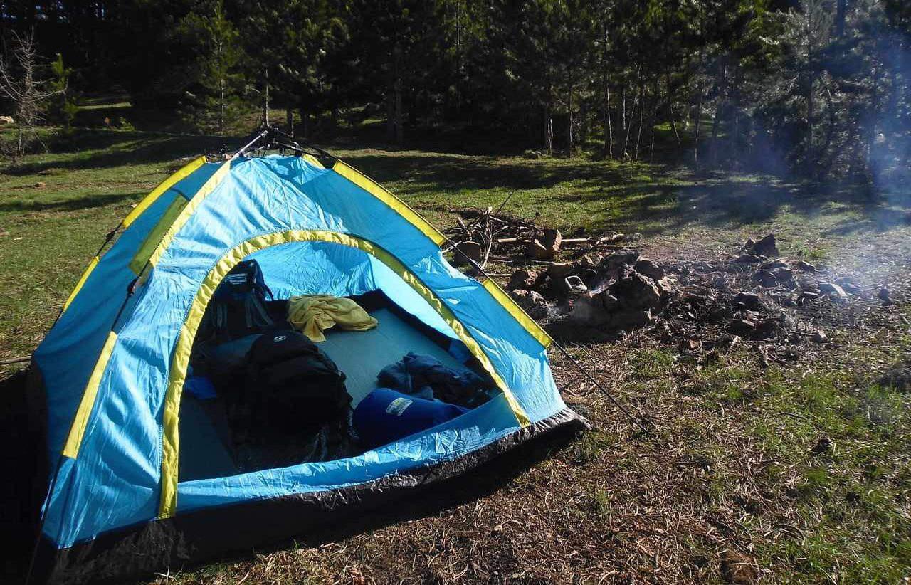 soğuksu milli parkı kamp