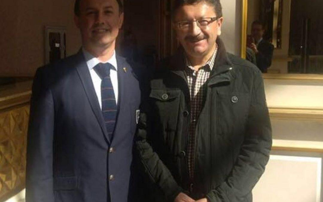 Altındağ Belediye Başkanı Veysel Tiryaki Konaklamasında Çam Thermal Resort & Spa Hotel'i Tercih Etti