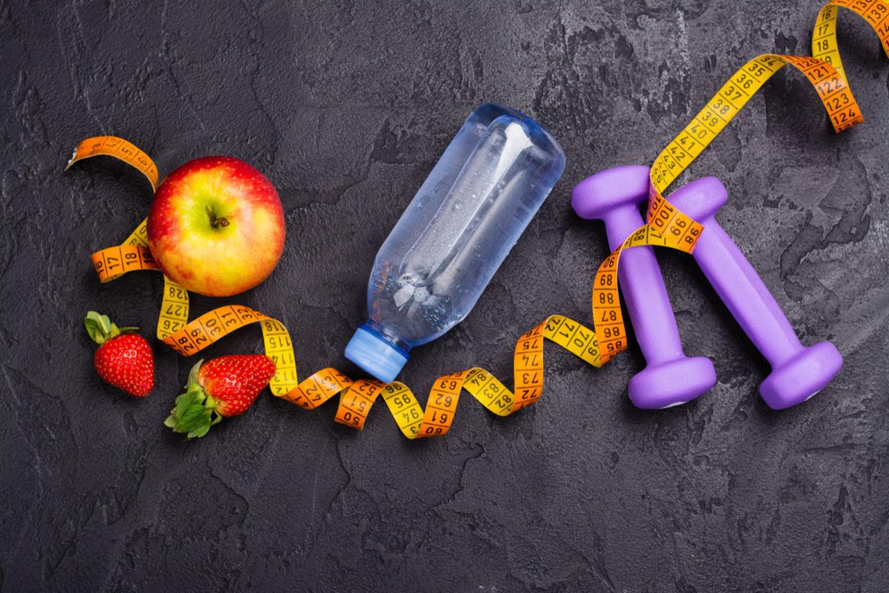 kilo vermek için gerekli malzememer ve sağlıklı meyveler