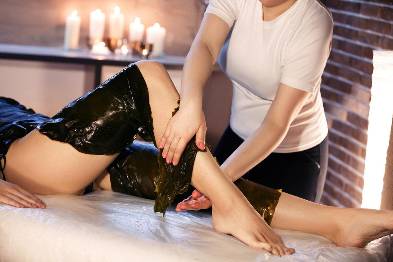 çam hotel yosun terapisi