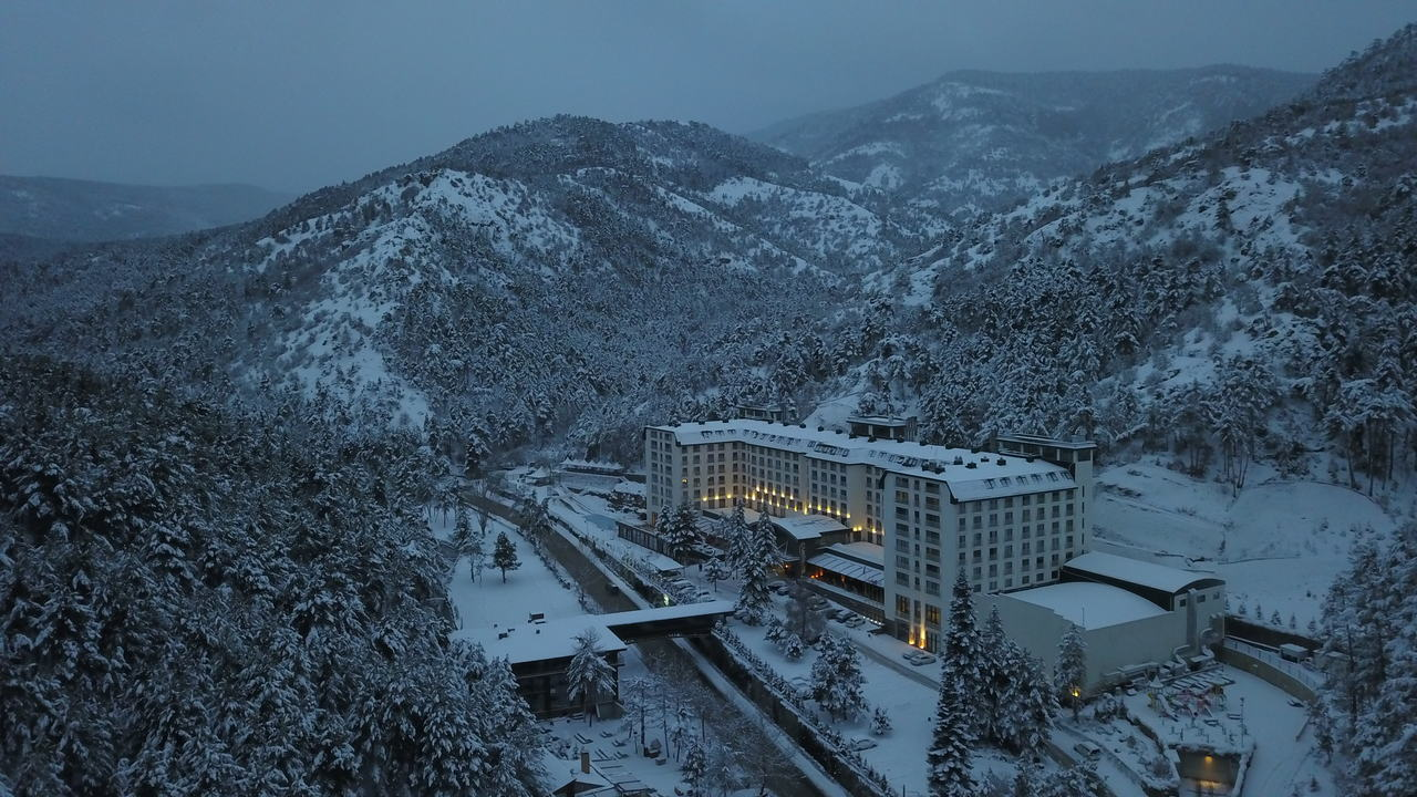 Çam Thermal Resort & Spa Convention Center