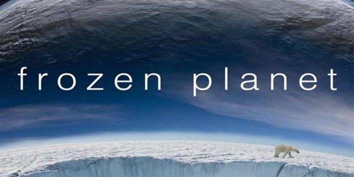 frozen planet, kutuplar arası doğa belgeseli