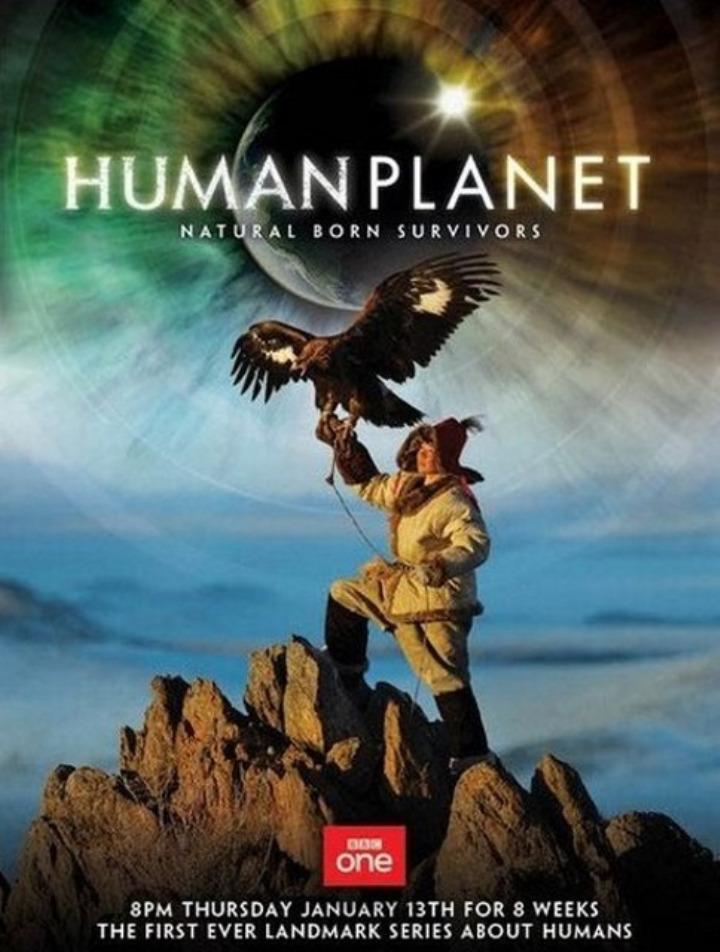 human planet, insan gezegeni doğa belgeseli