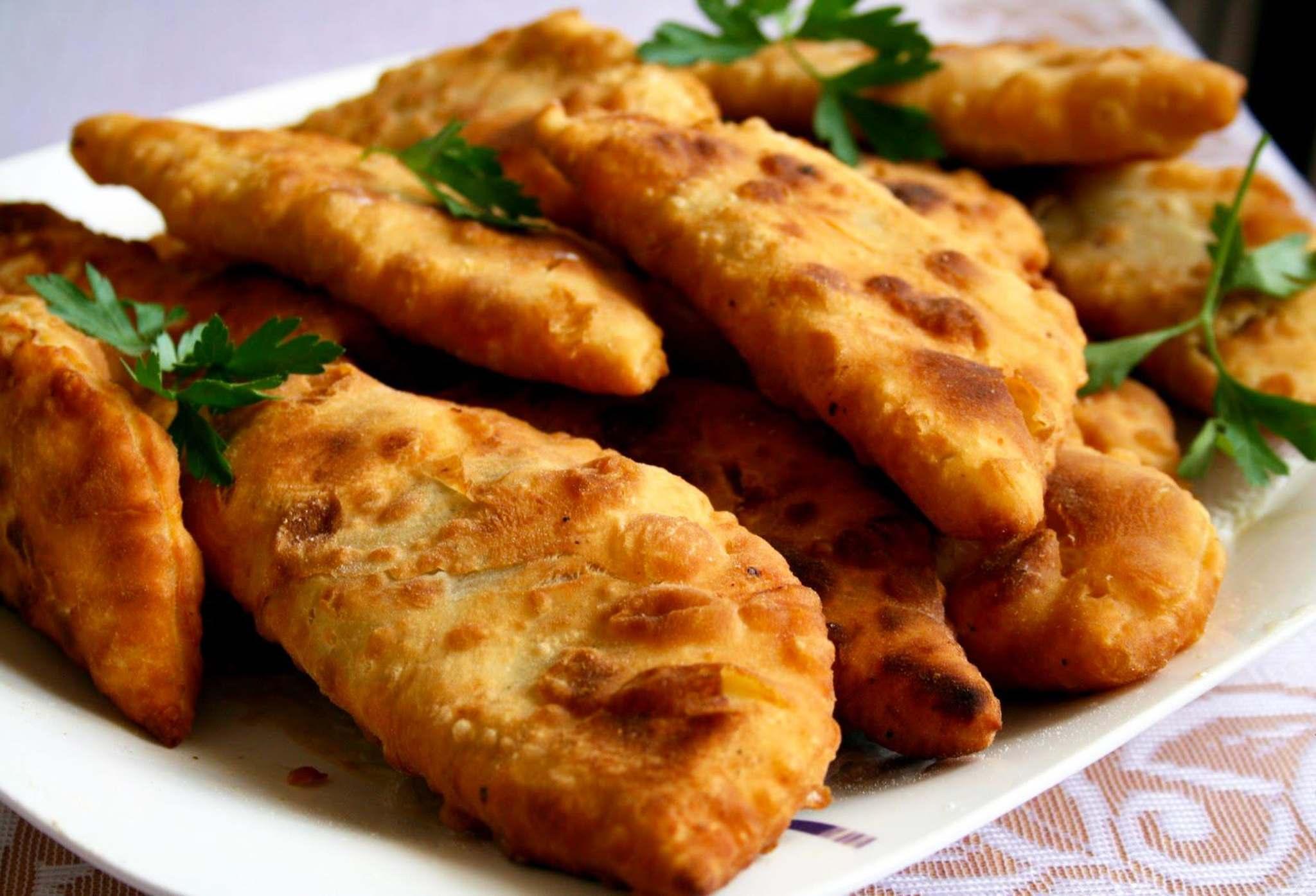 eskişehir çiğ börek, iç anadolu