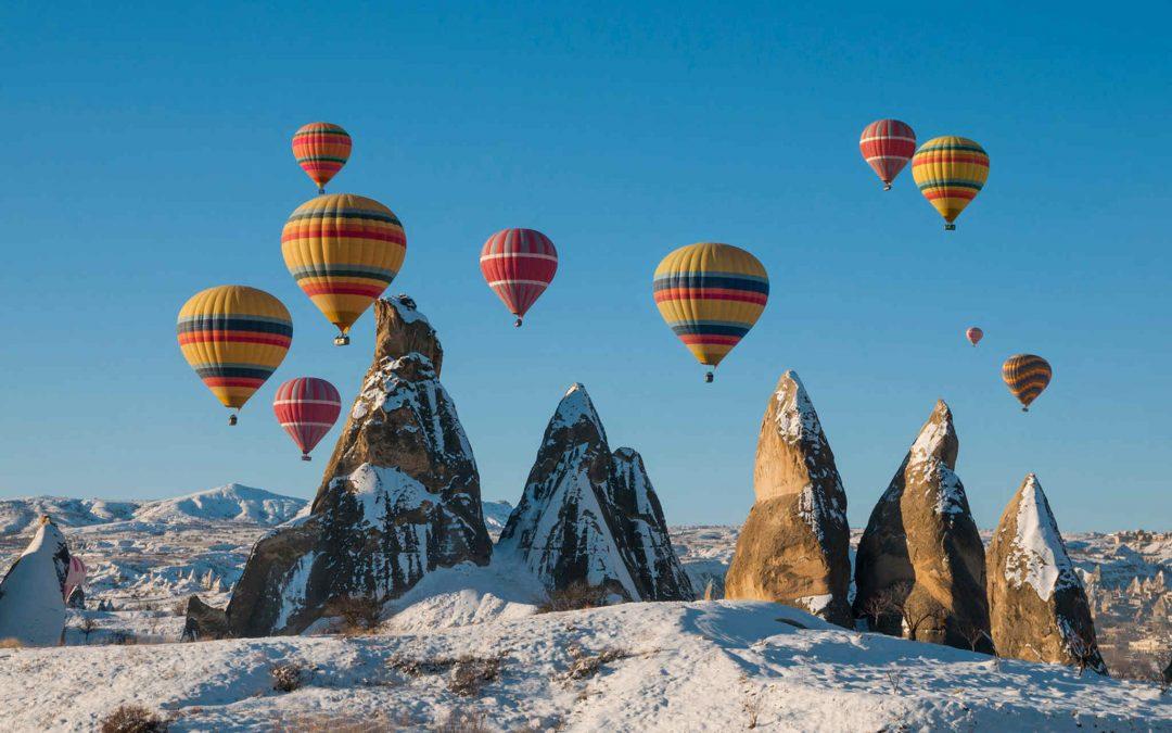 Gezilecek Yerleri, Yemekleri, İklimi ve Çok Daha Fazlası ile İç Anadolu Bölgesi