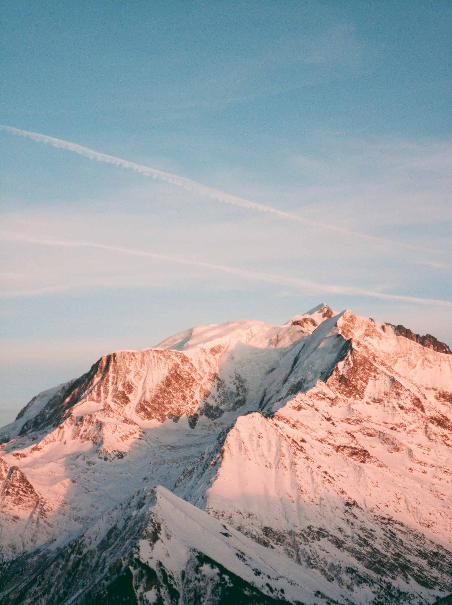 karlı dağ, iç anadolu